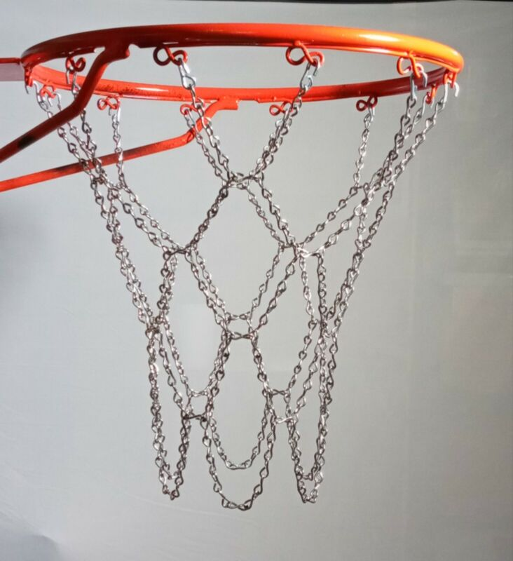 Basketball Chain Net stainless steel.