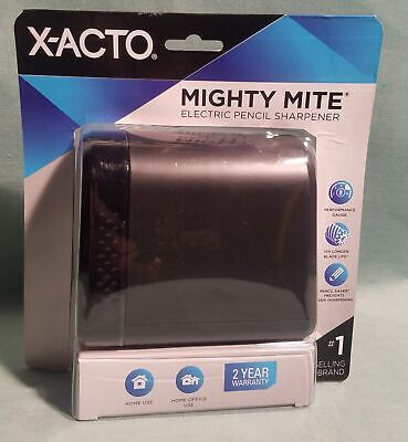 X-acto - Mighty Mite - Electric Pencil Sharpener -brand New