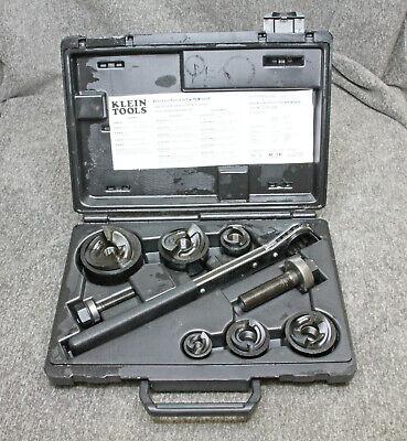 Klein Tools 53732sen Knockout Punch Set