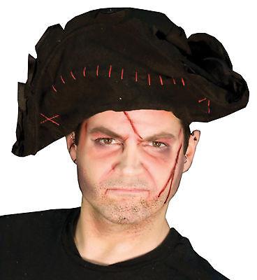Ez Mu Caribbean Pirate Puff Powder & Makeup Brush Accessory Kit Halloween](Men Pirate Halloween Makeup)