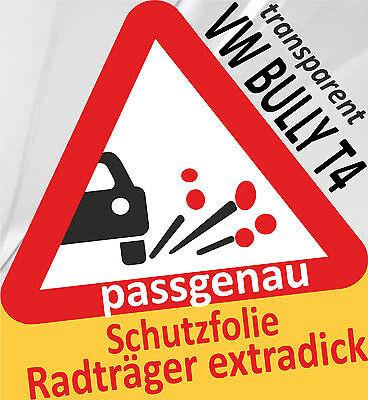 Protector Original Portabicicletas Soporte Rueda Transportín Trasero VW Bully T4