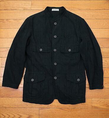 Issey Miyake Men Black Jacket
