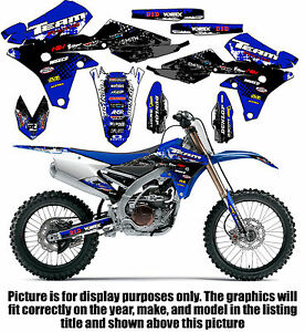 ttr 110 graphics motorcycle parts ebay