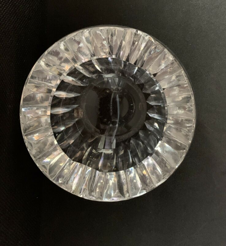 Bacarrat Crystal Allicante Ashtray