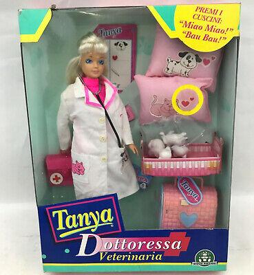 TANYA Dottoressa Veterinario doctor barbie ceppiratti clone fashion doll NEW