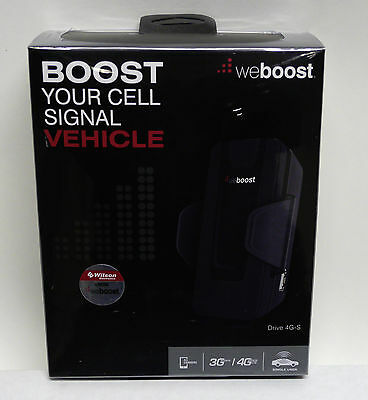 Weboost 4G V E2 Lte Phone Signal Booster Improve Verizon Cellular Data Service