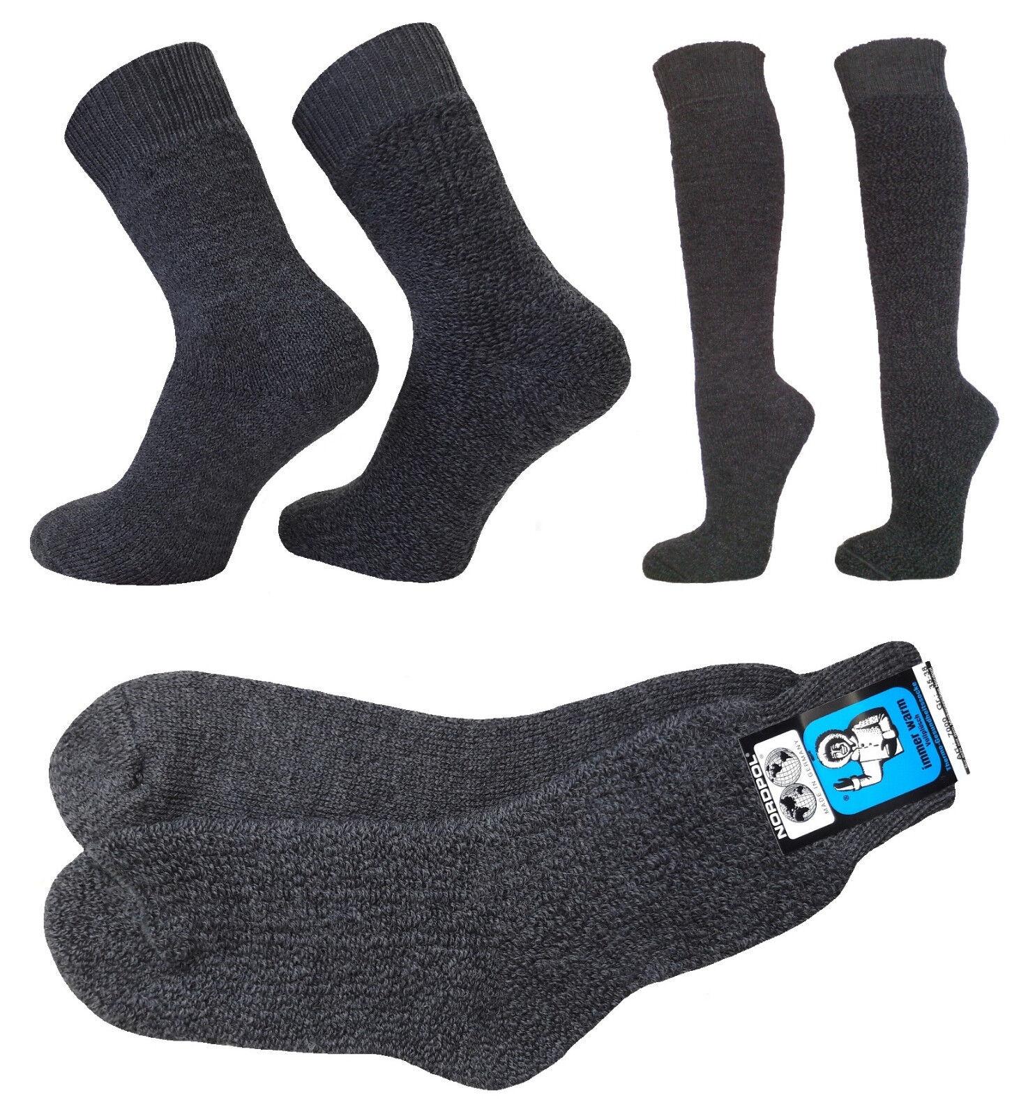 Made in Germany Schurwoll-Socken Wollsocken Wollstrümpfe Business