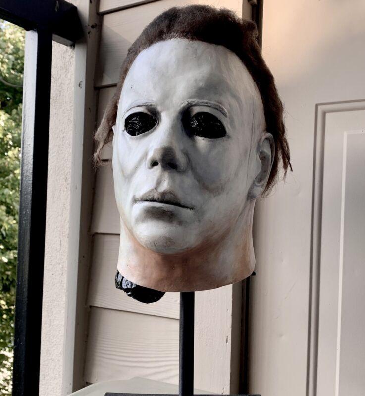 Michael Myers Mask TOTS '78 Remzap Rehaul