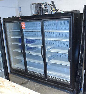 Hussmann Rflns 3 Door Freezer Self-contained Freedom Line 2015 Glass Door