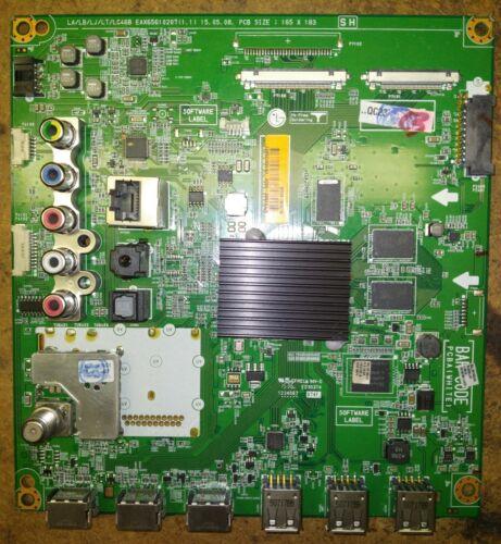 LG Main Board for 60LF6100-UA, EBT63725901, EAX65610207