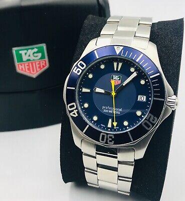 Tag Heuer Full Size Aquaracer Men's Watch - WAB1112