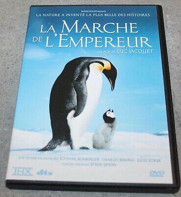 DVD - La Marche de l'Empereur - Très bon état