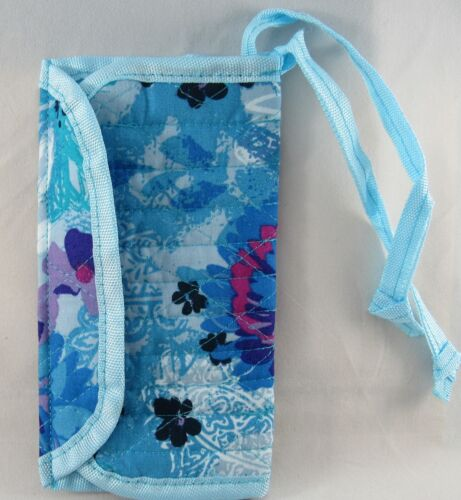 Mary Maxim Quilted Crochet Needle Case