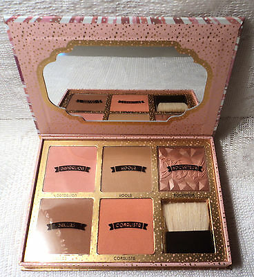 "BENEFIT CHEEKATHON ""KICK UP YOUR CHEEKS"" BLUSH KIT - NEW/BOXED"