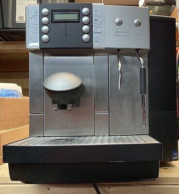 Used Franke Flair Super Automatic Espresso Machine