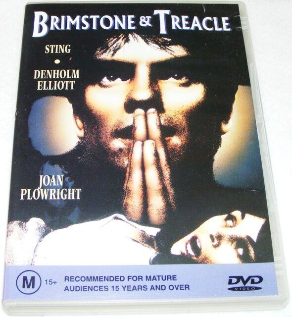 BRIMSTONE & TREACLE-- (Dvd)