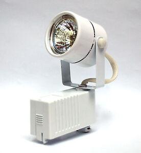 10set halogen lamp track lighting h type 3 wire ac110v 12v. Black Bedroom Furniture Sets. Home Design Ideas