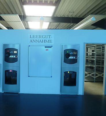 2 Rücknahmesystem uniCycle 30.10 Pfandrücknahme Leergutautomat Flaschenautomat
