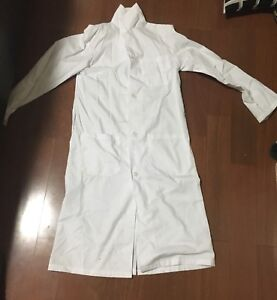Lab Coat and Goggles/safety glasses LOCATED IN KELOWNA