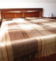 Cap Di Coperta Copridivano Coperta 205x240 Cm, 100%lana. Prodotto In Germania -  - ebay.it