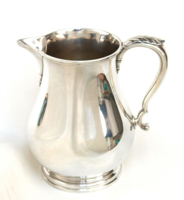 Gorham Sterling 18th c George I Style Water Pitcher #231 PRISTINE