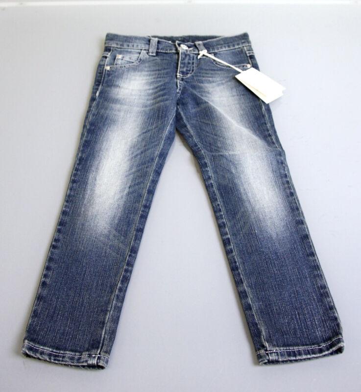New Authentic Gucci Kids Girls/Boys Jeans Pants sz 4 w/Horsebit Detail