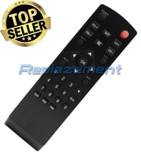 Emerson Remote Control NH000UD Sylvania Remote LC320EM2 LC320EM1 LC401EM3F HDTV