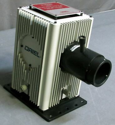 Newport Oriel Lamp 60000 Q Series 60020 Lamphouse Condenser Lens