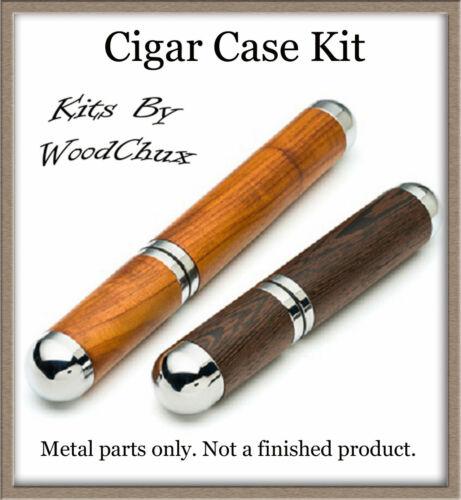 Artisan Cigar Case Tubes Bushings Drill Bit Woodturning Kit Wood Turning Fast