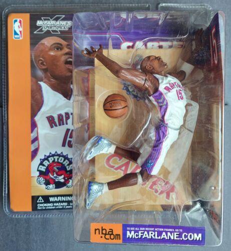 McFarlane s SportsPicks 2002 NBA Toronto Raptors Vince Carter, Series 1 - $10.00