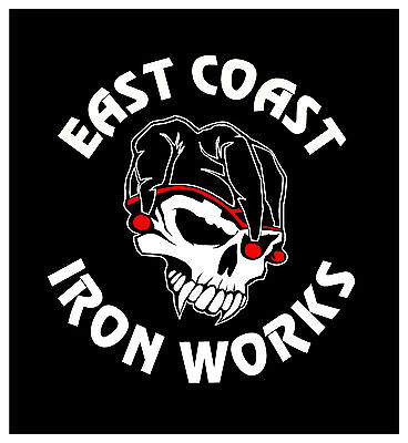 EAST COAST IRON WORKS ECIW
