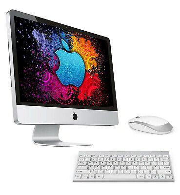 """Apple iMac A1224 20"""" 4GB 250GB El Capitan 12 MTH Warranty New Keyboard & mouse"""