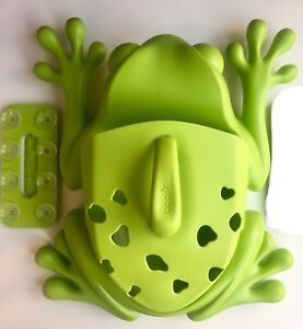 Boon frog pos bath toy scooper/holder