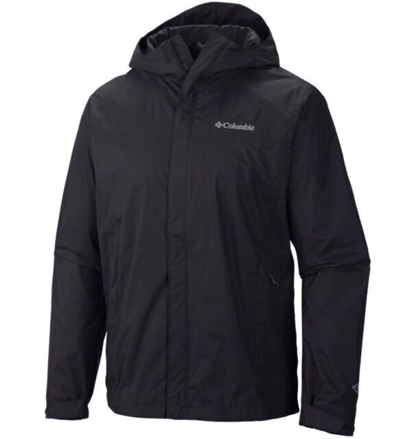 Columbia Men's Timber Pointe Omni Tech Rain Hooded Waterproof ...