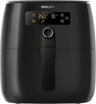 Philips - Digital Air Fryer - Black