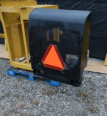 Cat 924h Wheel Loader Guard Gp Radiator 289-8794 Caterpillar Door Grill 205-2214