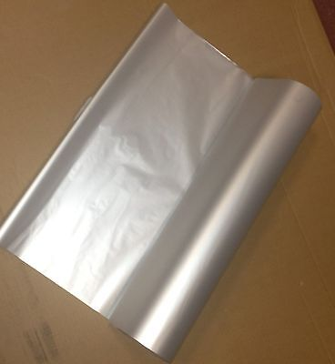 4m Matt Silver Iron on RC Plane Covering Film - FREE POSTAGE (uk only)