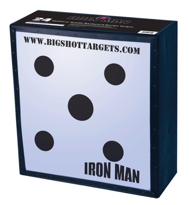 "New Bigshot Iron Man Field Point Long Lasting Speed bow Archery Target 24""x24 """