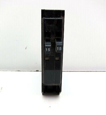 New Square D Qot1515 Mini Circuit Breaker Qo Tandem Twin 15 A 1p 120 240 V 10 Ka