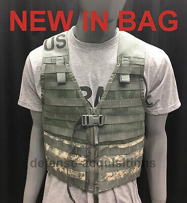NEW US Military ACU FLC Fighting Load Carrier Tactical Vest Digital