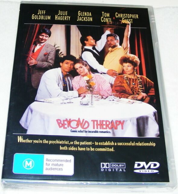 BEYOND THERAPY----(New & Sealed Dvd)