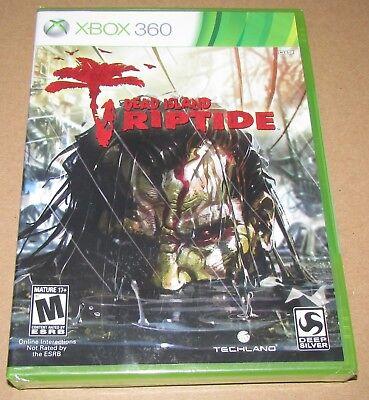 Dead Island: Riptide (Microsoft Xbox 360) Brand New / Fast Shipping segunda mano  Embacar hacia Argentina