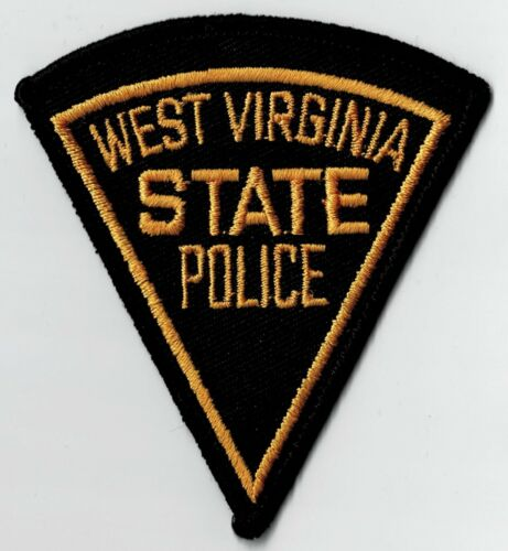 WEST VIRGINIA - SMALL SHOULDER - IRON  OR SEW-ON PATCH