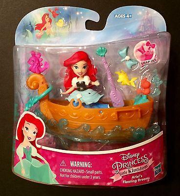 Disney Princess Little Kingdom Snap Ins Ariel's Floating Dreams New