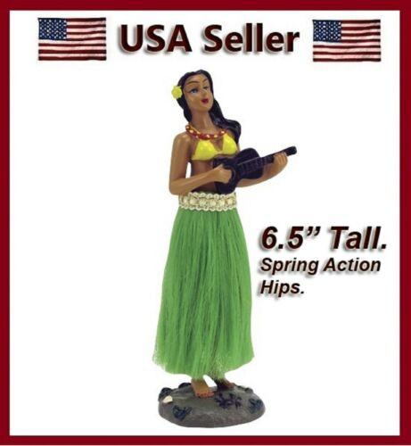 New Aloha Hawaiian Hula Girl Car Auto / Truck Dashboard dancing Hawaii Doll Dash