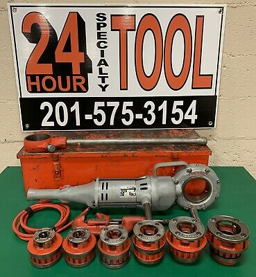 Ridgid 700 Pipe Threader 12-2 12r 2a Cutter 42625 300 535 1224 141 161 2