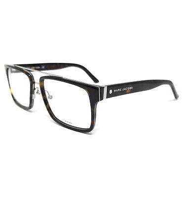 MARC JACOBS Eyeglasses MARC 58 W2K Dark Havana Men (Marc Jacobs Glasses For Men)
