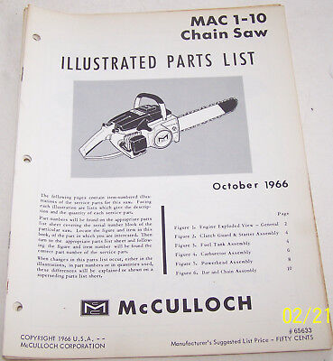 Mcculloch Engine - Trainers4Me