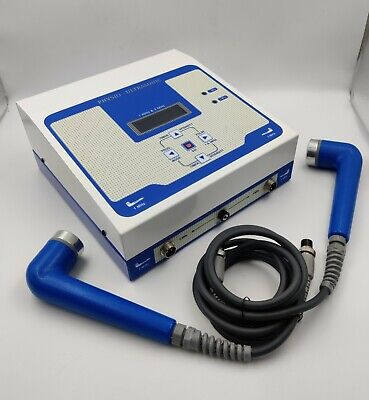 New Physio Therapy Ultrasound Ultrasonic Therapy 1mhz 3mhz Pain Relief Machine