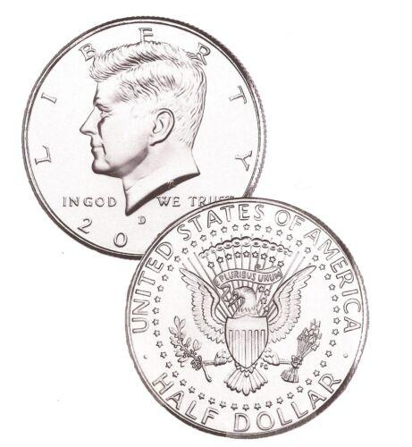 2019 Kennedy Half Dollar P&d Set ****in Stock****